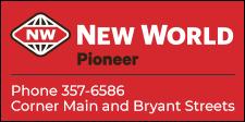 New World Pioneer