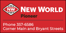 New World Pioneer